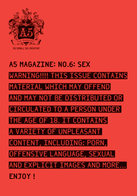 A5_No6_Sex_Cover